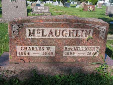 MCLAUGHLIN, CHARLES W. - Union County, Ohio | CHARLES W. MCLAUGHLIN - Ohio Gravestone Photos