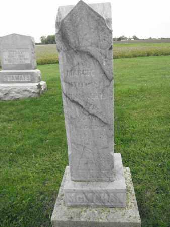 MCMAHAN, MARCIA - Union County, Ohio   MARCIA MCMAHAN - Ohio Gravestone Photos