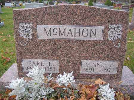 MCMAHON, MINNIE F. - Union County, Ohio | MINNIE F. MCMAHON - Ohio Gravestone Photos