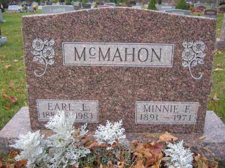 MCMAHON, EARL E. - Union County, Ohio | EARL E. MCMAHON - Ohio Gravestone Photos