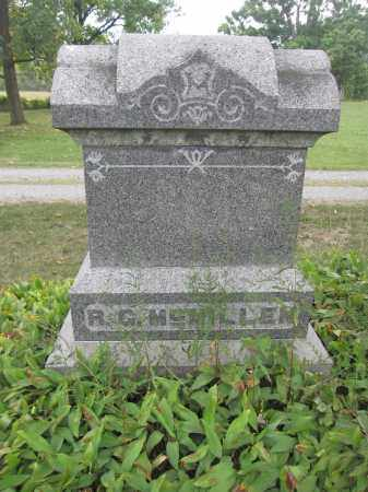 MCMILLAN, ROBERT G. - Union County, Ohio | ROBERT G. MCMILLAN - Ohio Gravestone Photos