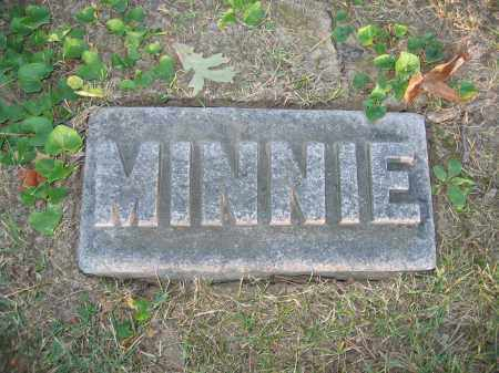MCMILLEN, MINNIE - Union County, Ohio | MINNIE MCMILLEN - Ohio Gravestone Photos