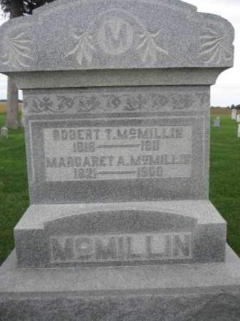 MCMILLIN, MARGARET A. - Union County, Ohio | MARGARET A. MCMILLIN - Ohio Gravestone Photos