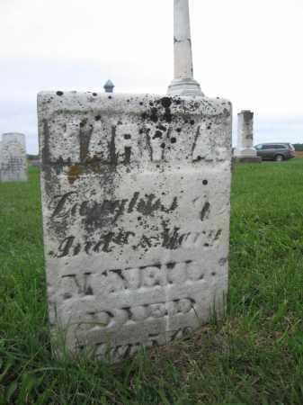 MCNEIL, MARY A. - Union County, Ohio | MARY A. MCNEIL - Ohio Gravestone Photos