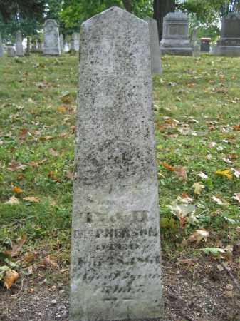 MCPHERSON, HYRAM - Union County, Ohio | HYRAM MCPHERSON - Ohio Gravestone Photos