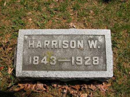 MCVEY, HARRISON W. - Union County, Ohio | HARRISON W. MCVEY - Ohio Gravestone Photos