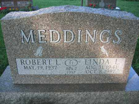 MEDDINGS, LINDA L. - Union County, Ohio | LINDA L. MEDDINGS - Ohio Gravestone Photos