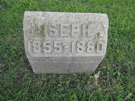 MEDDLES, JOSEPH D. - Union County, Ohio | JOSEPH D. MEDDLES - Ohio Gravestone Photos