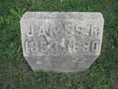 MEDDLES, JAMES F. - Union County, Ohio | JAMES F. MEDDLES - Ohio Gravestone Photos
