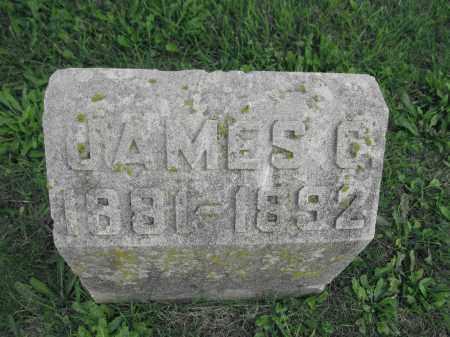 MEDDLES, JAMES G. - Union County, Ohio | JAMES G. MEDDLES - Ohio Gravestone Photos