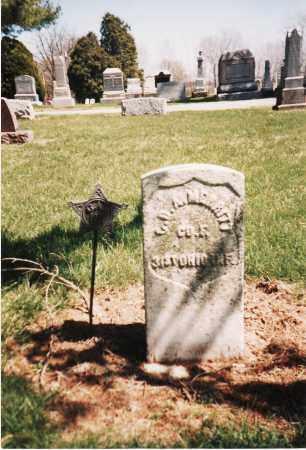 MERRITT, DANIEL A. - Union County, Ohio | DANIEL A. MERRITT - Ohio Gravestone Photos