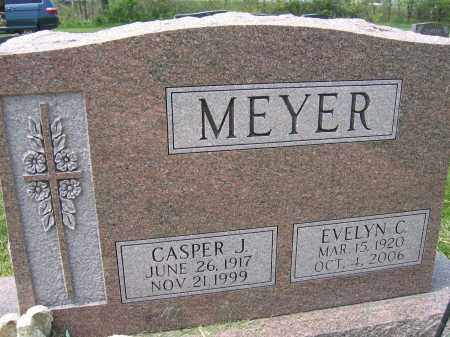 MEYER, EVELYN C. - Union County, Ohio | EVELYN C. MEYER - Ohio Gravestone Photos