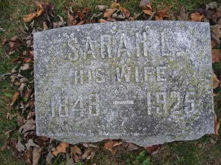 MIDDLESWORTH, SARAH L. - Union County, Ohio | SARAH L. MIDDLESWORTH - Ohio Gravestone Photos