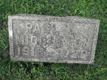 MIDDLETON, PAUL L. - Union County, Ohio | PAUL L. MIDDLETON - Ohio Gravestone Photos