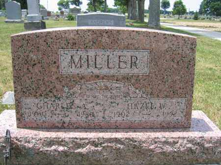 MILLER, CHARLES A. - Union County, Ohio | CHARLES A. MILLER - Ohio Gravestone Photos