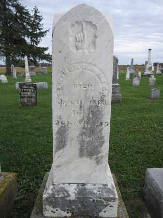 MILLER, DENISON D. - Union County, Ohio | DENISON D. MILLER - Ohio Gravestone Photos