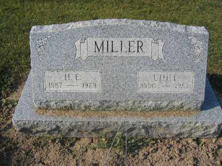 MILLER, ETHEL - Union County, Ohio | ETHEL MILLER - Ohio Gravestone Photos