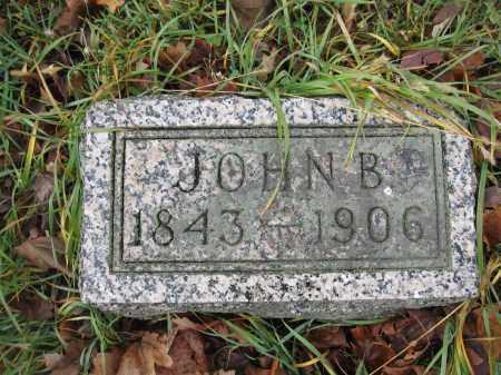 MILLER, JOHN BERT - Union County, Ohio | JOHN BERT MILLER - Ohio Gravestone Photos