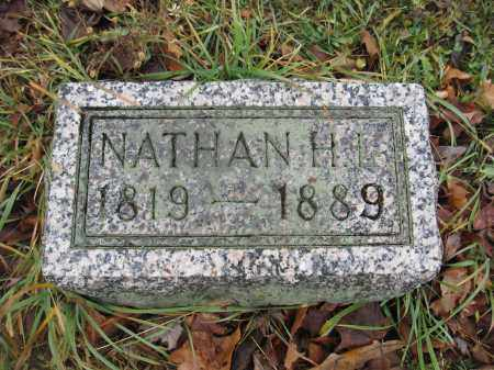 MILLER, NATHAN H.L. - Union County, Ohio | NATHAN H.L. MILLER - Ohio Gravestone Photos