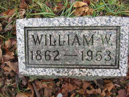 MILLER, WILLIAM W. - Union County, Ohio | WILLIAM W. MILLER - Ohio Gravestone Photos
