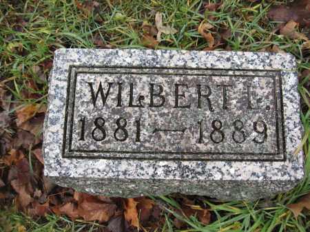MILLER, WILBERT L. - Union County, Ohio | WILBERT L. MILLER - Ohio Gravestone Photos