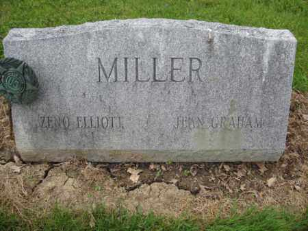MILLER, JEAN GRAHAM - Union County, Ohio | JEAN GRAHAM MILLER - Ohio Gravestone Photos