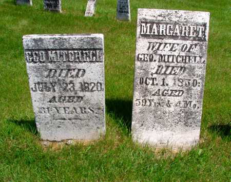 MITCHELL, MARGARET - Union County, Ohio | MARGARET MITCHELL - Ohio Gravestone Photos