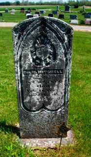 MITCHELL, GEORGE WELCH - Union County, Ohio   GEORGE WELCH MITCHELL - Ohio Gravestone Photos