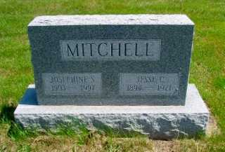 SIDLE MITCHELL, M. JOSEPHINE - Union County, Ohio | M. JOSEPHINE SIDLE MITCHELL - Ohio Gravestone Photos