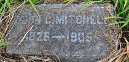 MITCHELL, JOHN C. - Union County, Ohio | JOHN C. MITCHELL - Ohio Gravestone Photos