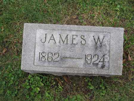 MITCHELL, JAMES W. - Union County, Ohio | JAMES W. MITCHELL - Ohio Gravestone Photos