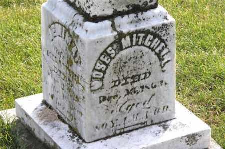 MITCHELL, MOSES - Union County, Ohio | MOSES MITCHELL - Ohio Gravestone Photos