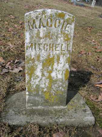MITCHELL, MAGGIE - Union County, Ohio | MAGGIE MITCHELL - Ohio Gravestone Photos