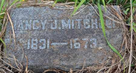 MITCHELL, NANCY J. - Union County, Ohio | NANCY J. MITCHELL - Ohio Gravestone Photos