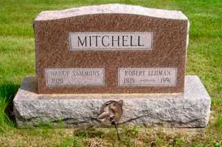 MITCHELL, ROBERT LEHMAN 'BOB' - Union County, Ohio | ROBERT LEHMAN 'BOB' MITCHELL - Ohio Gravestone Photos