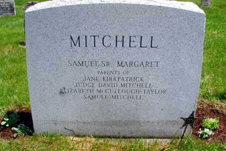 ALEXANDER MITCHELL, MARGARET - Union County, Ohio | MARGARET ALEXANDER MITCHELL - Ohio Gravestone Photos