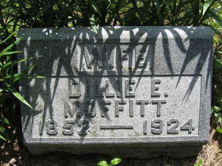 MOFFITT, DILLIE E. - Union County, Ohio | DILLIE E. MOFFITT - Ohio Gravestone Photos