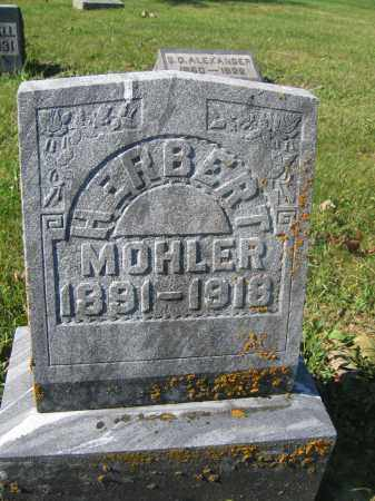 MOHLER, HERBERT - Union County, Ohio | HERBERT MOHLER - Ohio Gravestone Photos