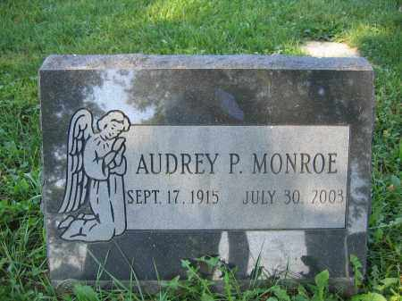 MONROE, AUDREY P. - Union County, Ohio | AUDREY P. MONROE - Ohio Gravestone Photos