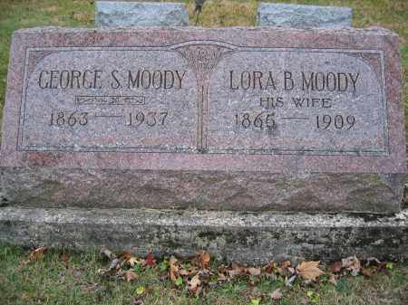 MOODY, GEORGE S. - Union County, Ohio | GEORGE S. MOODY - Ohio Gravestone Photos