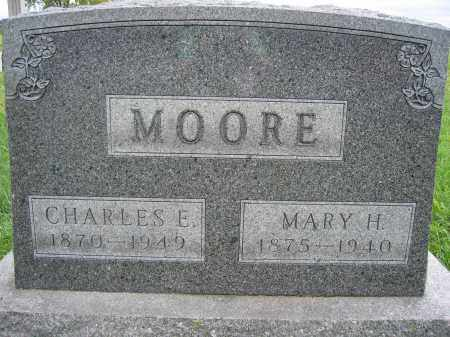 MOORE, MARY H. - Union County, Ohio | MARY H. MOORE - Ohio Gravestone Photos