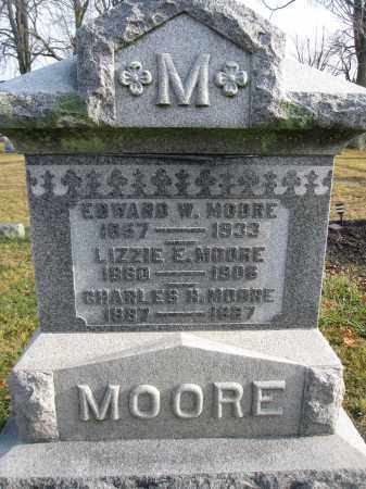 MOORE, EDWARD W. - Union County, Ohio | EDWARD W. MOORE - Ohio Gravestone Photos