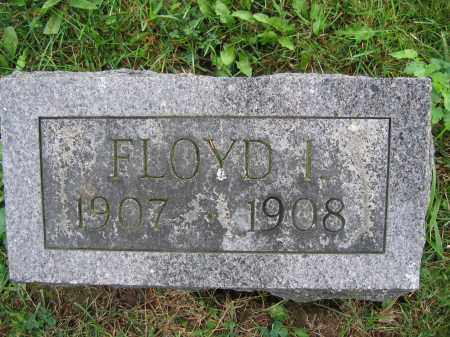 MOORE, FLOYD I. - Union County, Ohio | FLOYD I. MOORE - Ohio Gravestone Photos