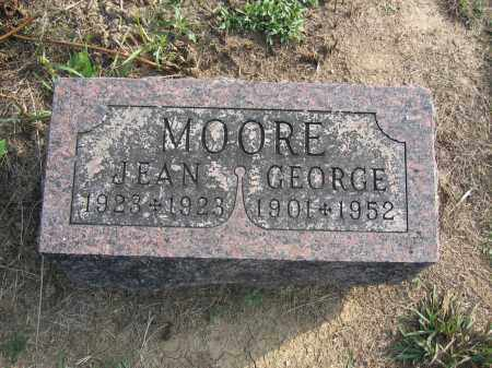 MOORE, GEORGE - Union County, Ohio | GEORGE MOORE - Ohio Gravestone Photos