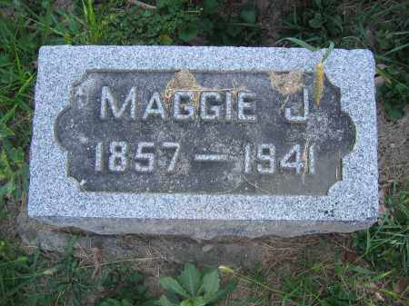 MOORE, MAGGIE J. - Union County, Ohio | MAGGIE J. MOORE - Ohio Gravestone Photos