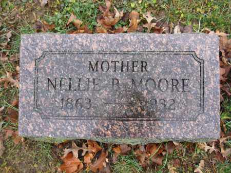 MOORE, NELLIE BLUE - Union County, Ohio | NELLIE BLUE MOORE - Ohio Gravestone Photos