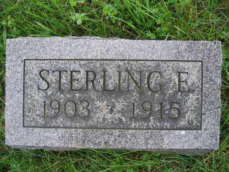 MOORE, STERLING E. - Union County, Ohio | STERLING E. MOORE - Ohio Gravestone Photos