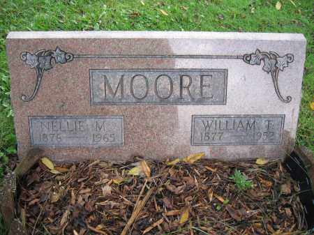 MOORE, NELLIE M. - Union County, Ohio | NELLIE M. MOORE - Ohio Gravestone Photos