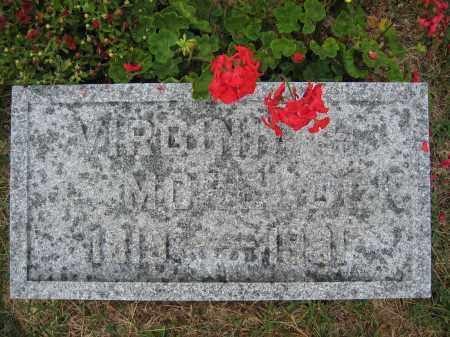 MORELOCK, VIRGINIA H. - Union County, Ohio | VIRGINIA H. MORELOCK - Ohio Gravestone Photos