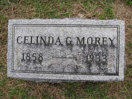 MOREY, CELINDA G. - Union County, Ohio | CELINDA G. MOREY - Ohio Gravestone Photos